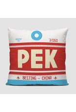 "Pillow PEK Beijing Capital 16"""