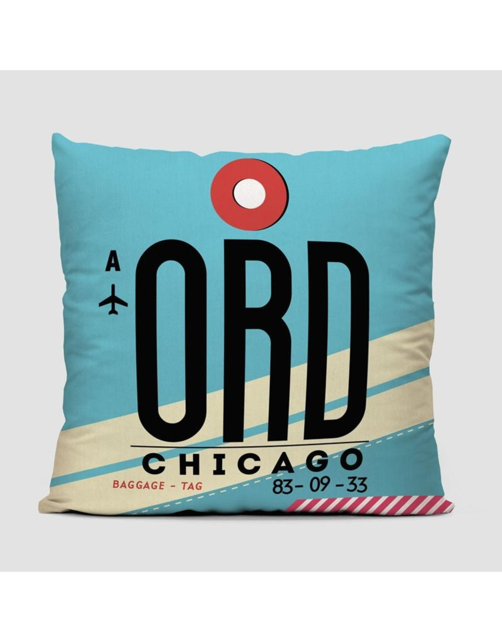 Pillow ORD Chicago 16""