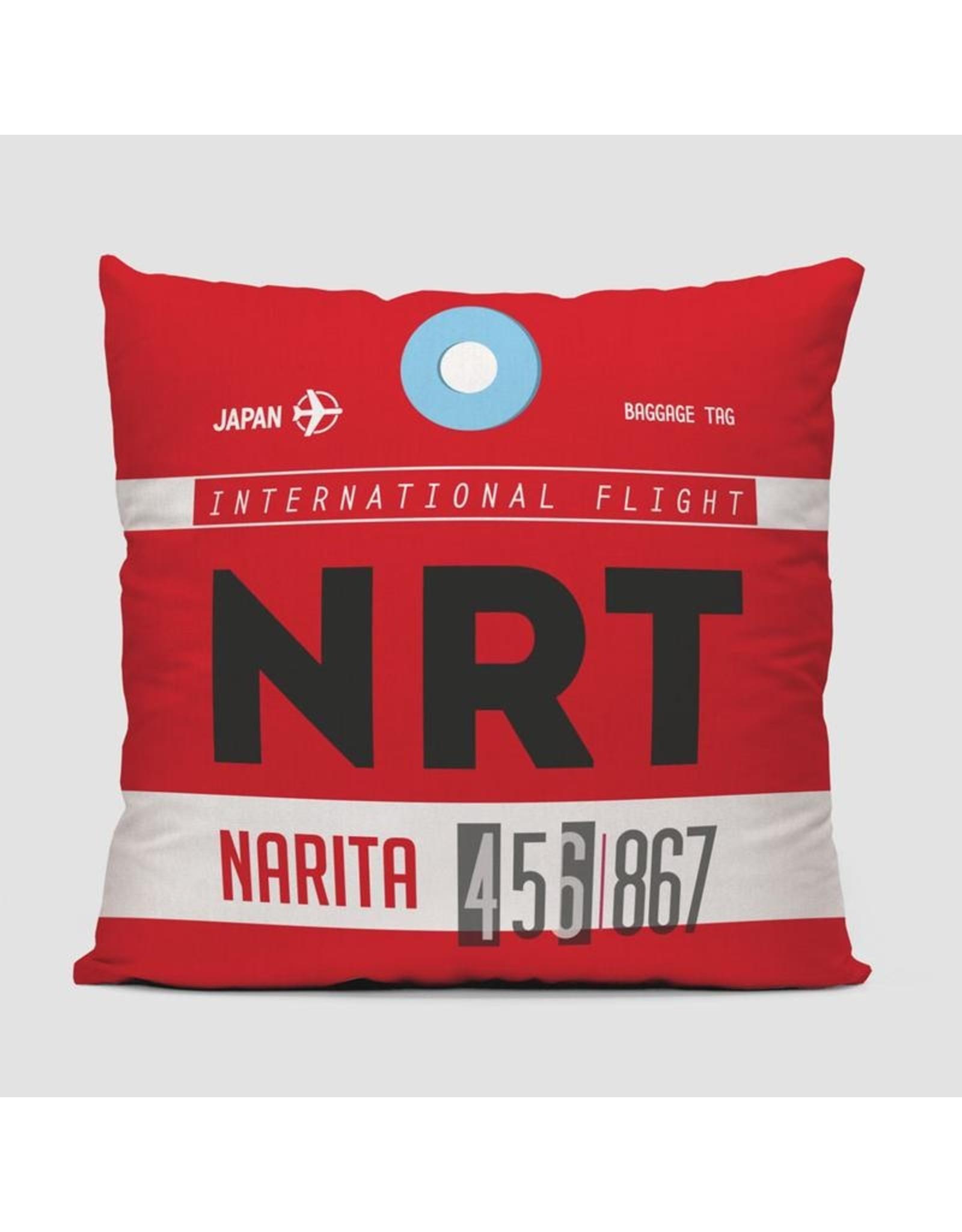 "Pillow NRT Tokyo Narita 16"""