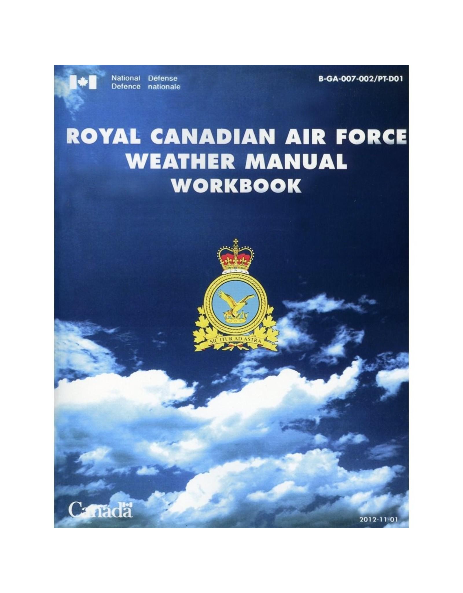 RCAF Weather Manual Workbook