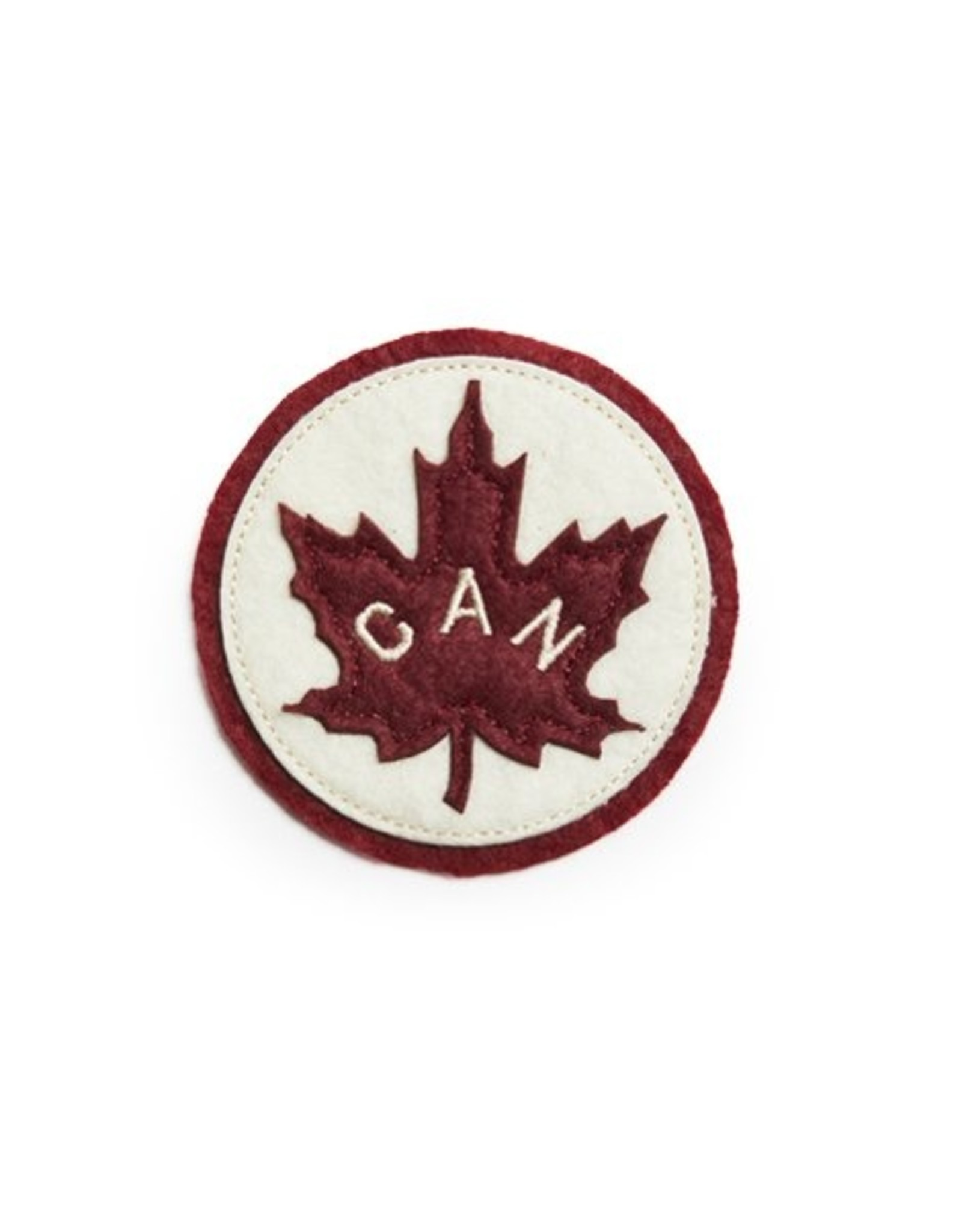 Red Canoe Patch Canada