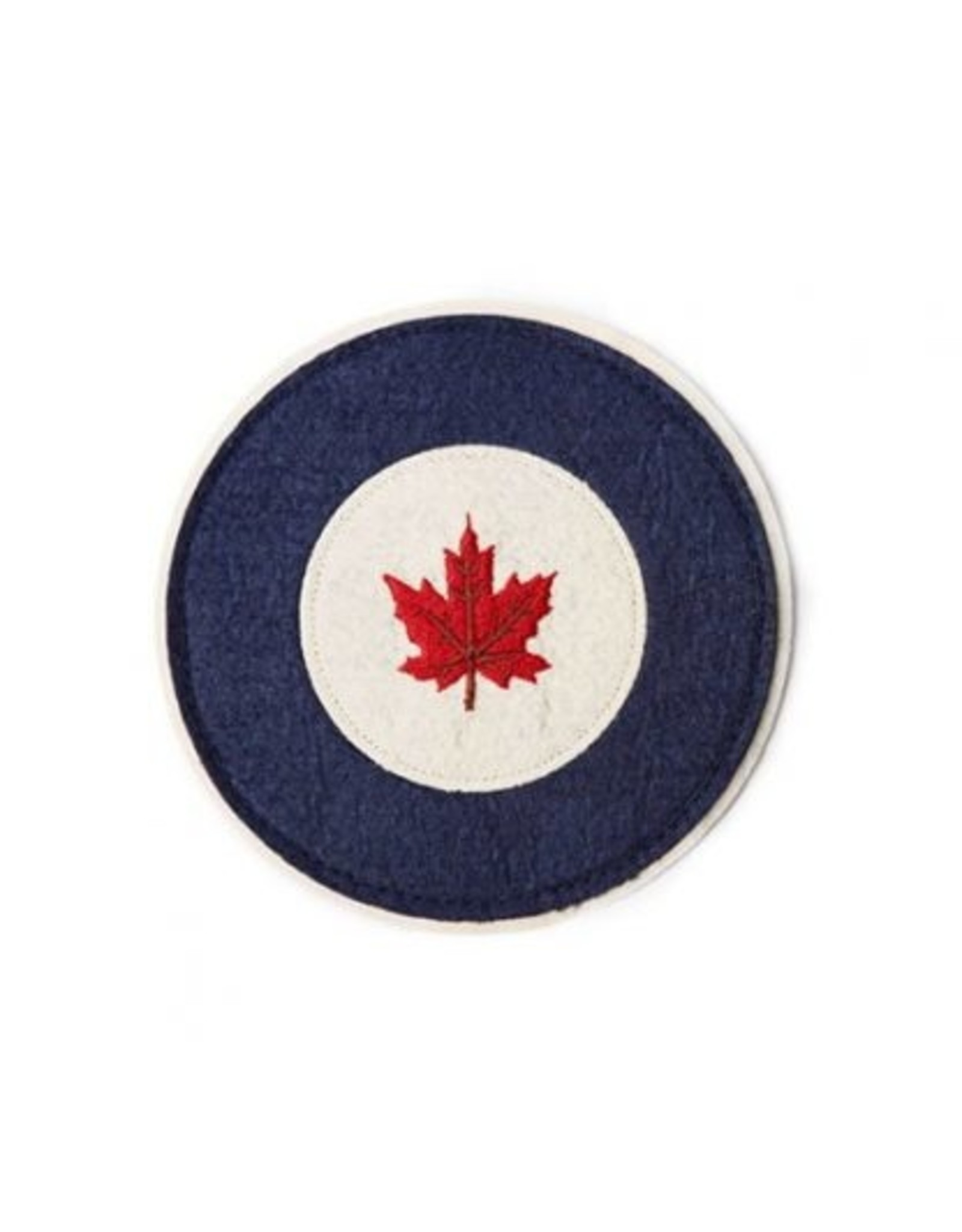 Red Canoe Patch RCAF small