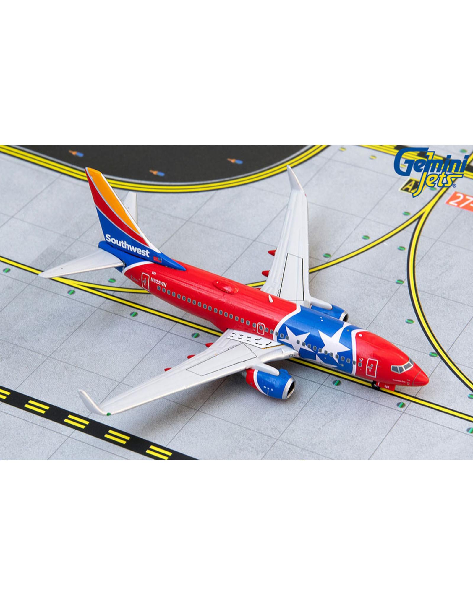 Gem4 Southwest 737-700 Tennessee One