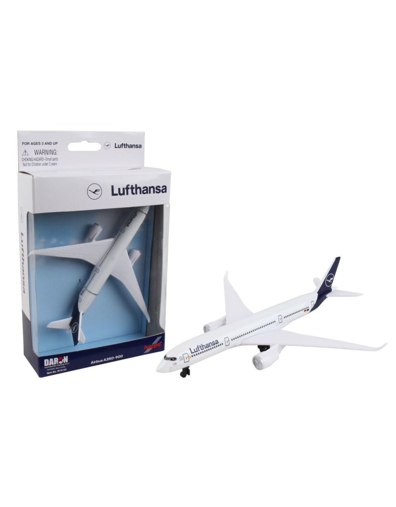 Lufthansa Single Plane