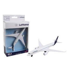 Lufthansa Single Plane