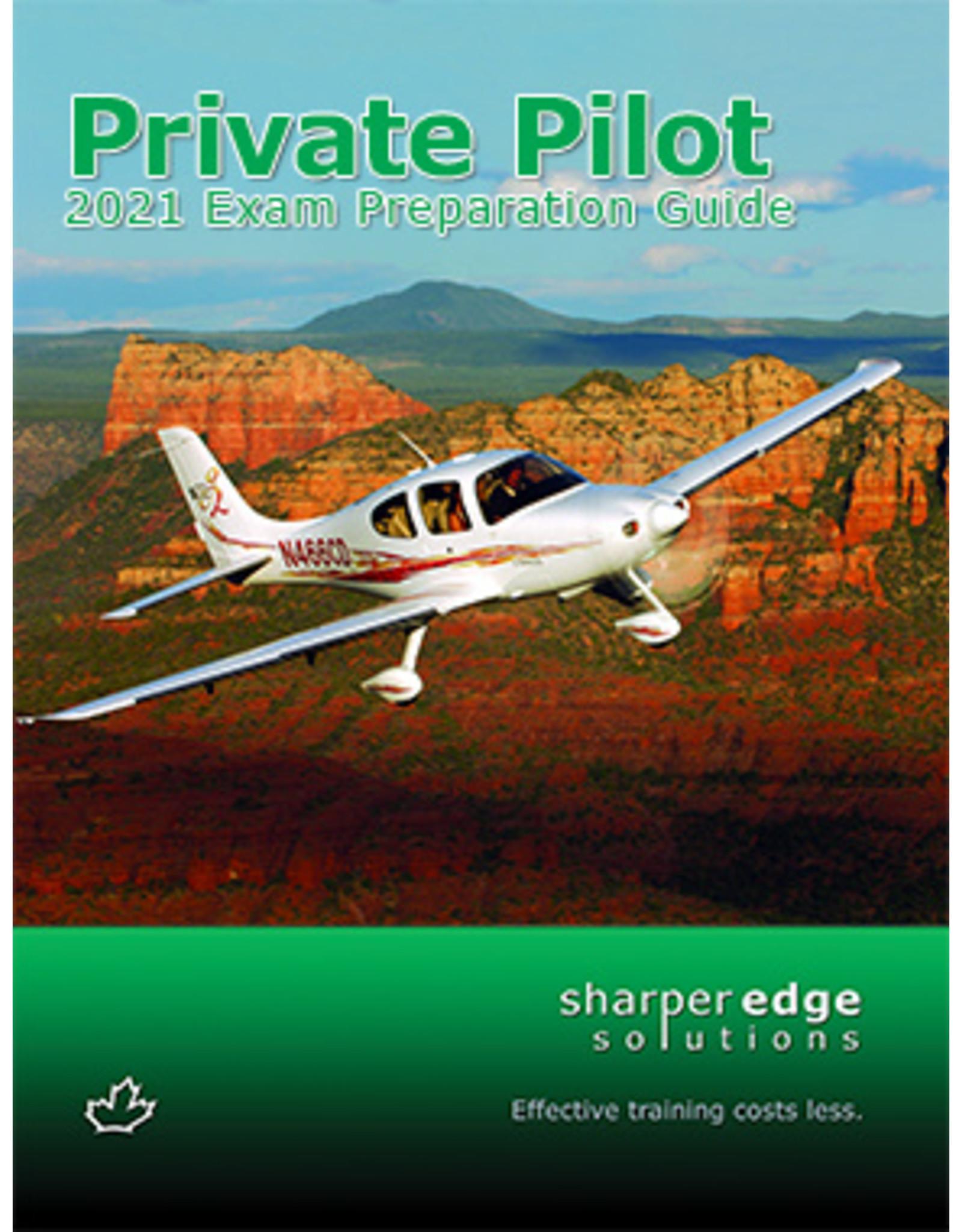 Sharper Edge Sharper Edge Private Pilot Prep 2021