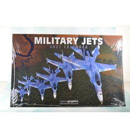 Sparta Calendar 2021 Military Jets