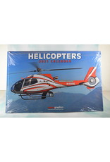 Sparta Calendar 2021 Helicopters