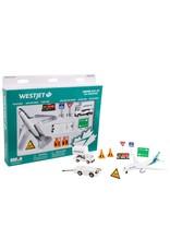 Daron Westjet Playset new livery
