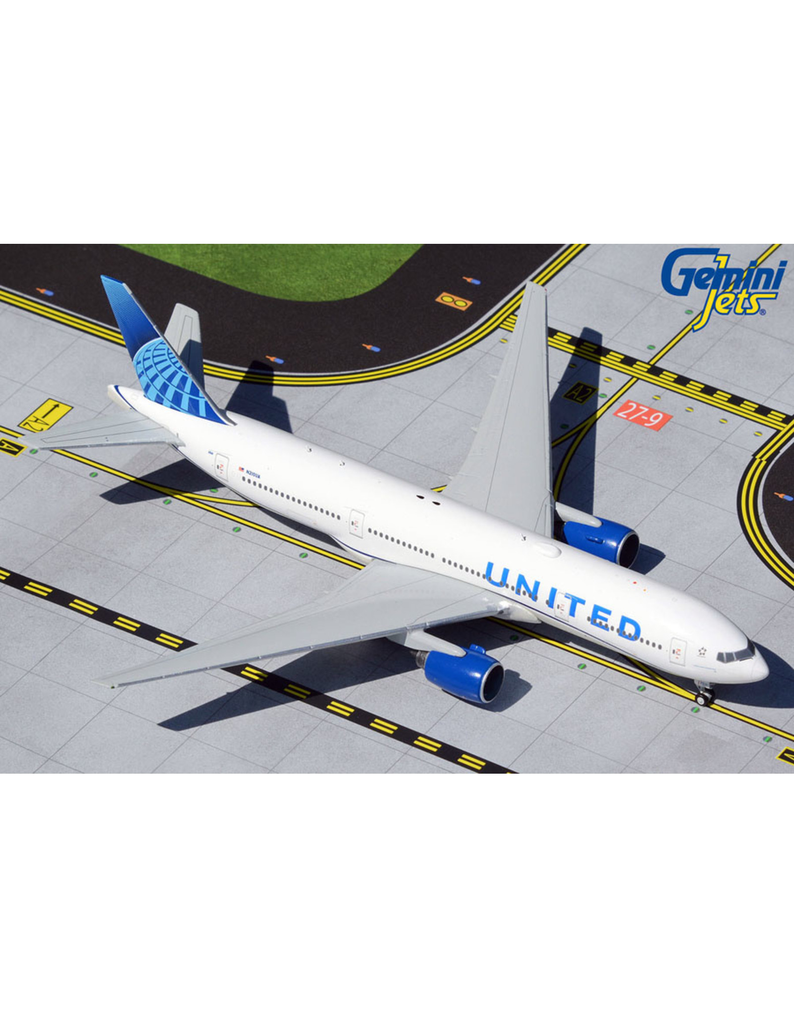 Gemini Gem4 United 777-200 new N210UA