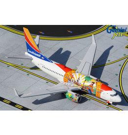 Gemini Gem4 Southwest 737-700 Florida One
