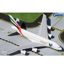 Gemini Gem4 Emirates A380 Space A6-EEH