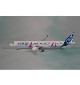 JC Wings JC4 Airbus A321neoLR house D-AVZO