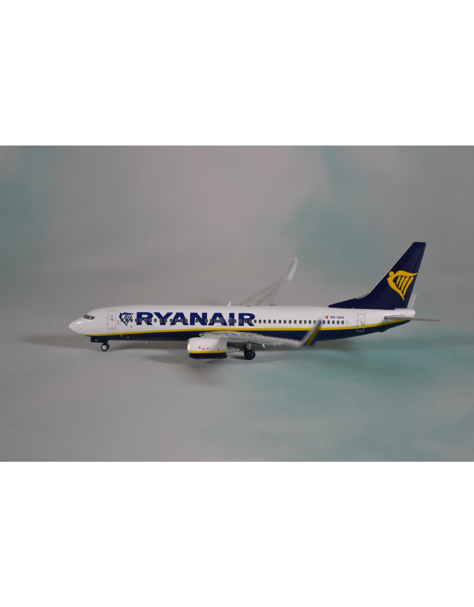 JC Wings JC4 Malta Air (Ryanair) 737-800 9H-QAA