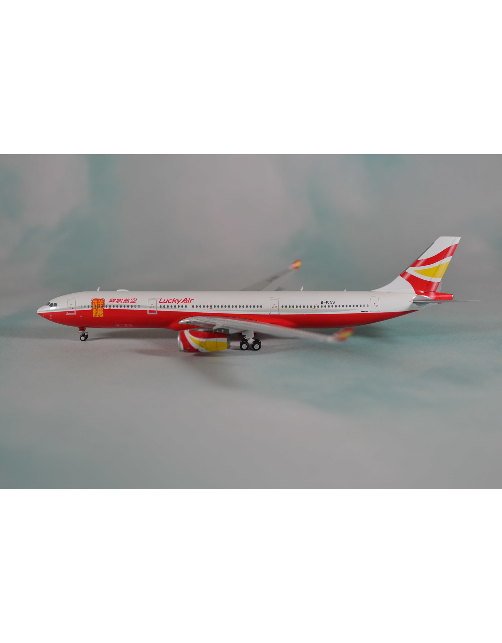 JC Wings JC4 Lucky Air A330-300 B-1059