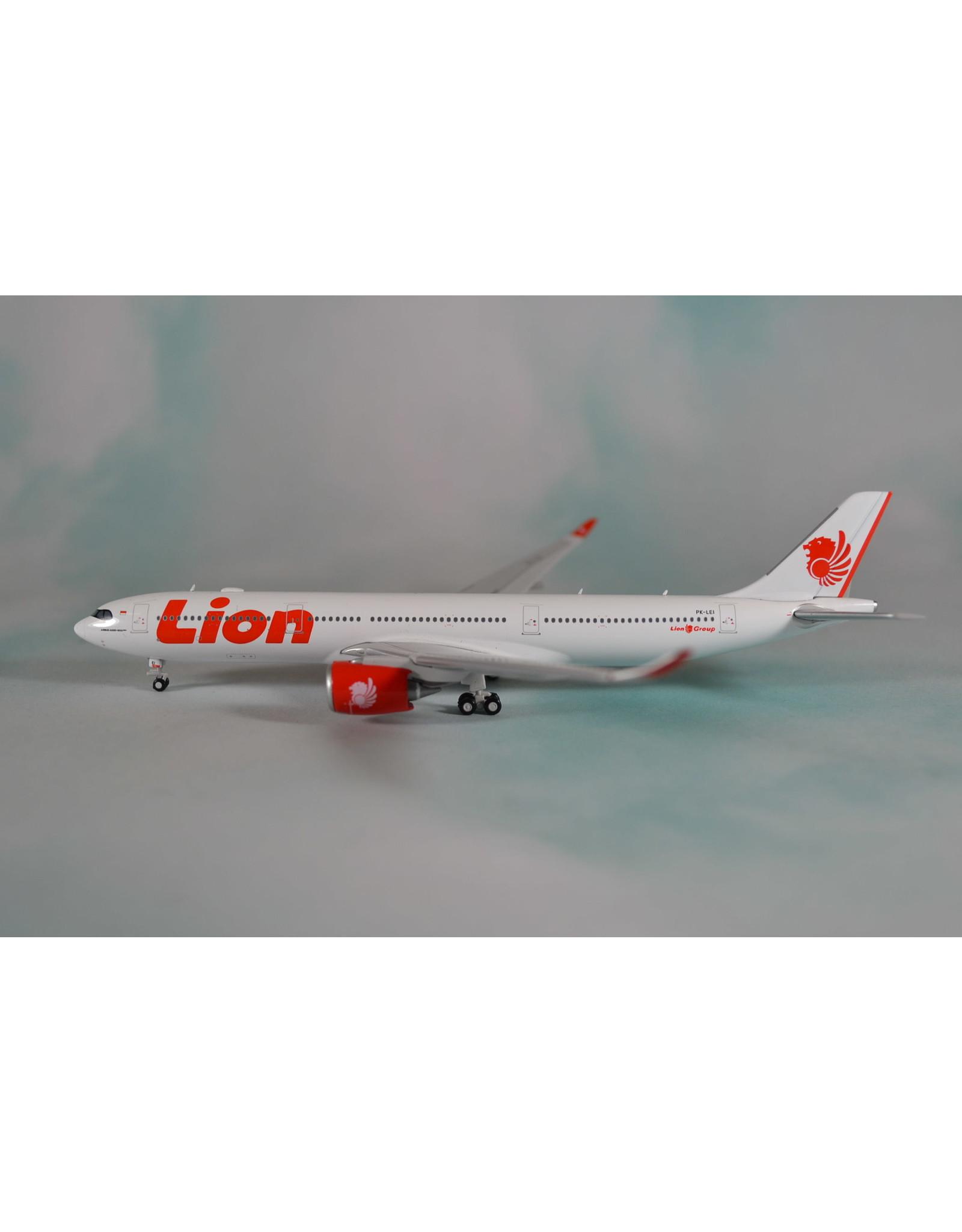 JC Wings JC4 Lion Air A330-900neo PK-LEI