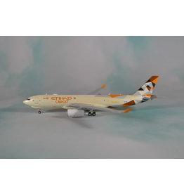 JC Wings JC4 Etihad Cargo A330-200F