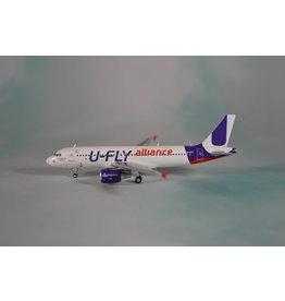 JC Wings JC4 HK Express A320 U-Fly