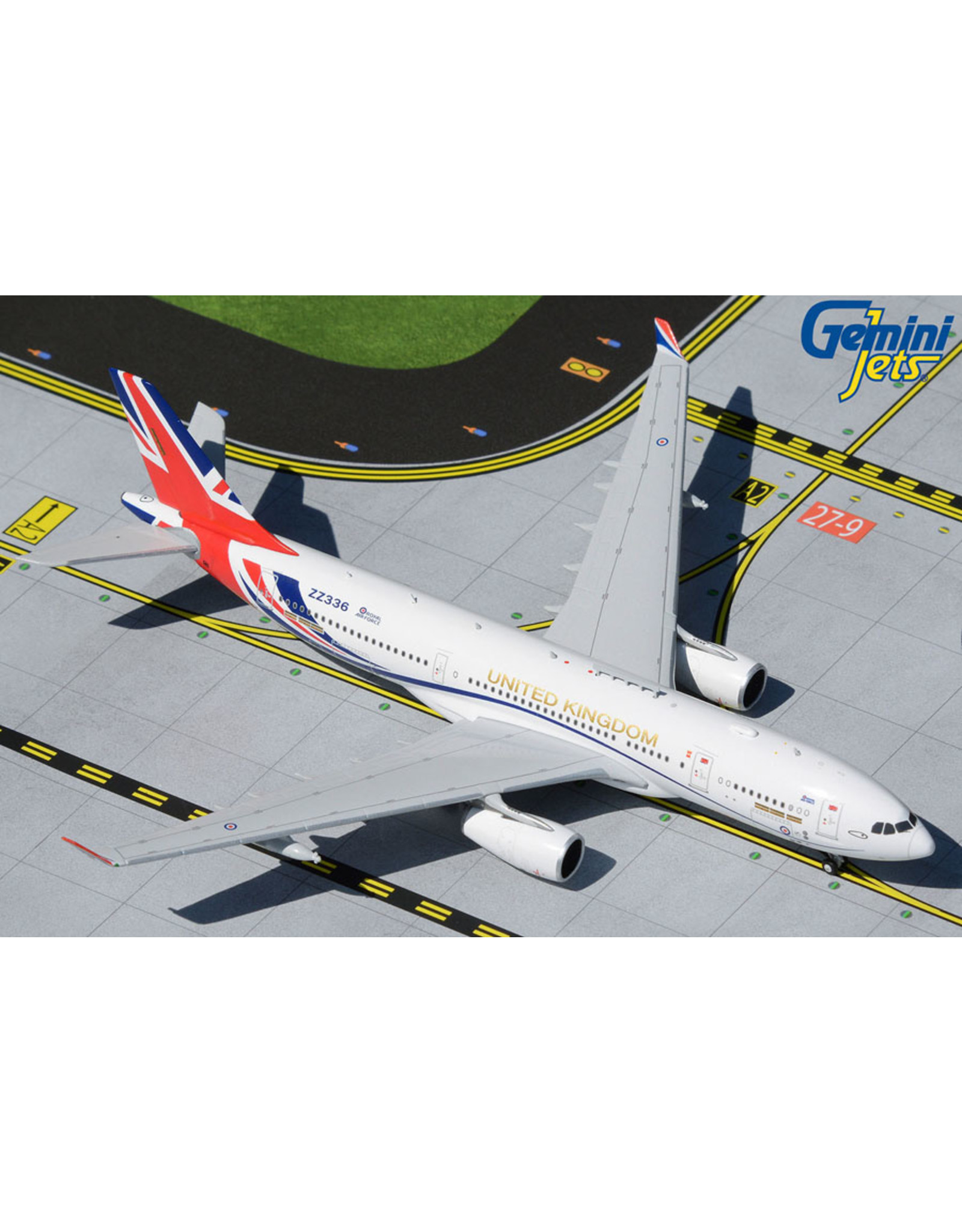 Gem4 RAF A330-200 MRTT Voyager UK