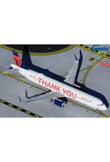 Gemini Gem4 Delta A321 Thank You N391DN