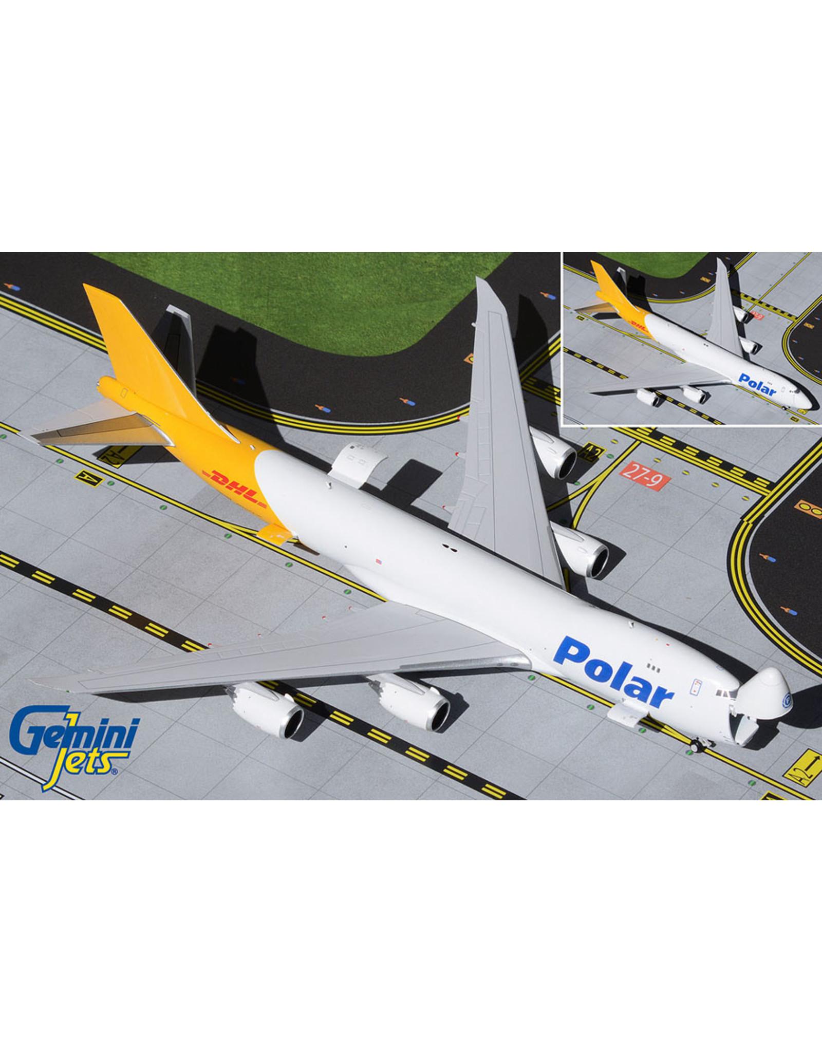 Gemini Gem4 Polar 747-8F interactive