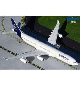 Gemini Gem2 Lufthansa A340-300 new D-AIFD