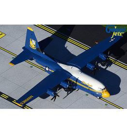 Gemini Gem2 USMC C-130J Blue Angels