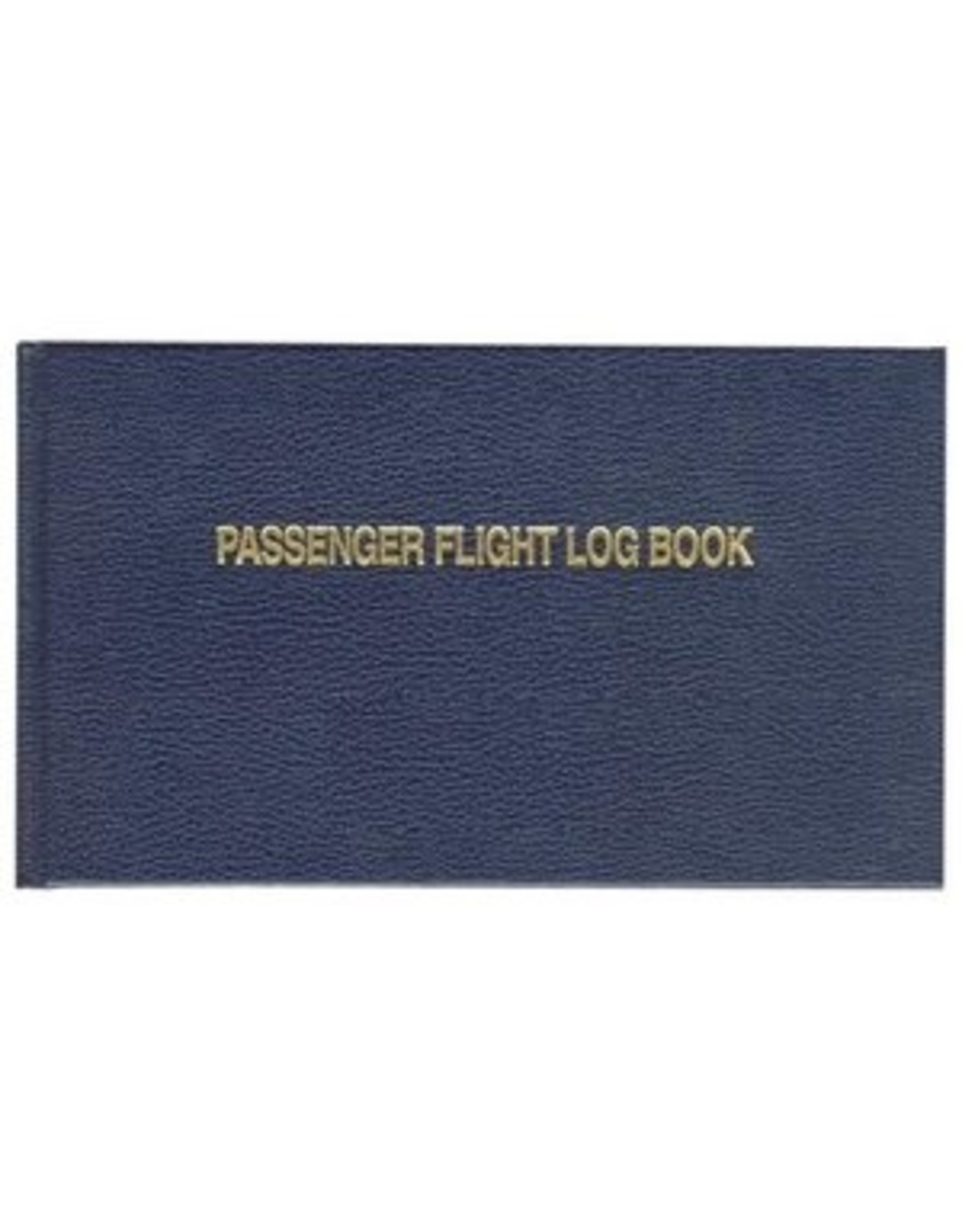 Passenger Flight Logbook - Navy Blue