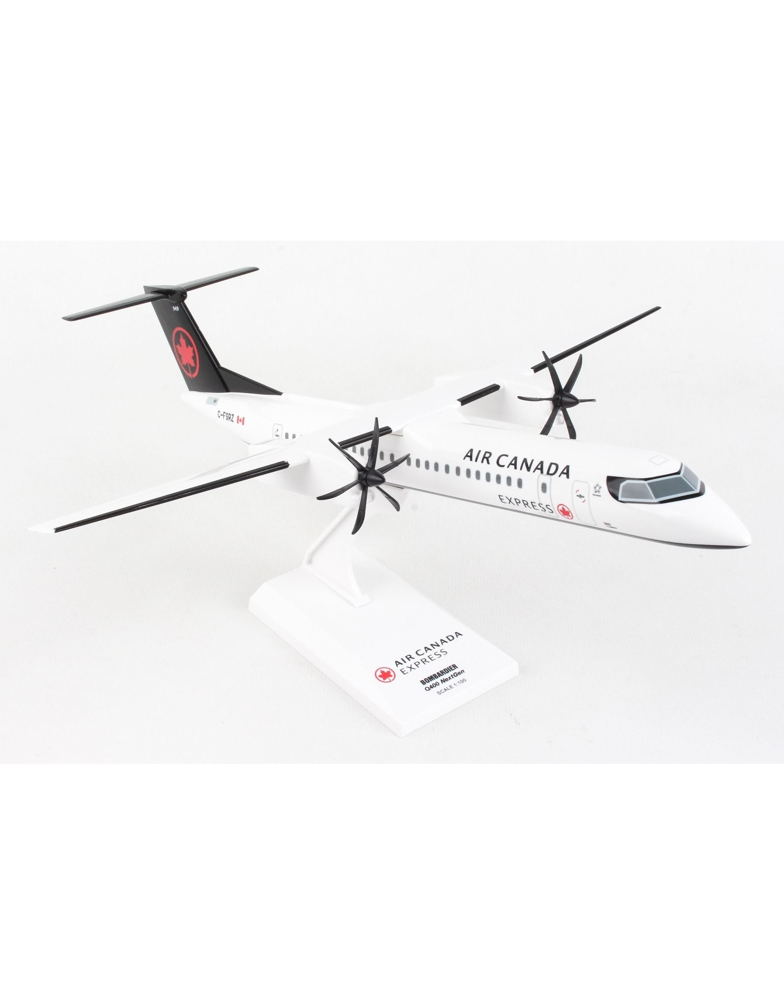 Skymarks Skymarks Air Canada Q400 1/100
