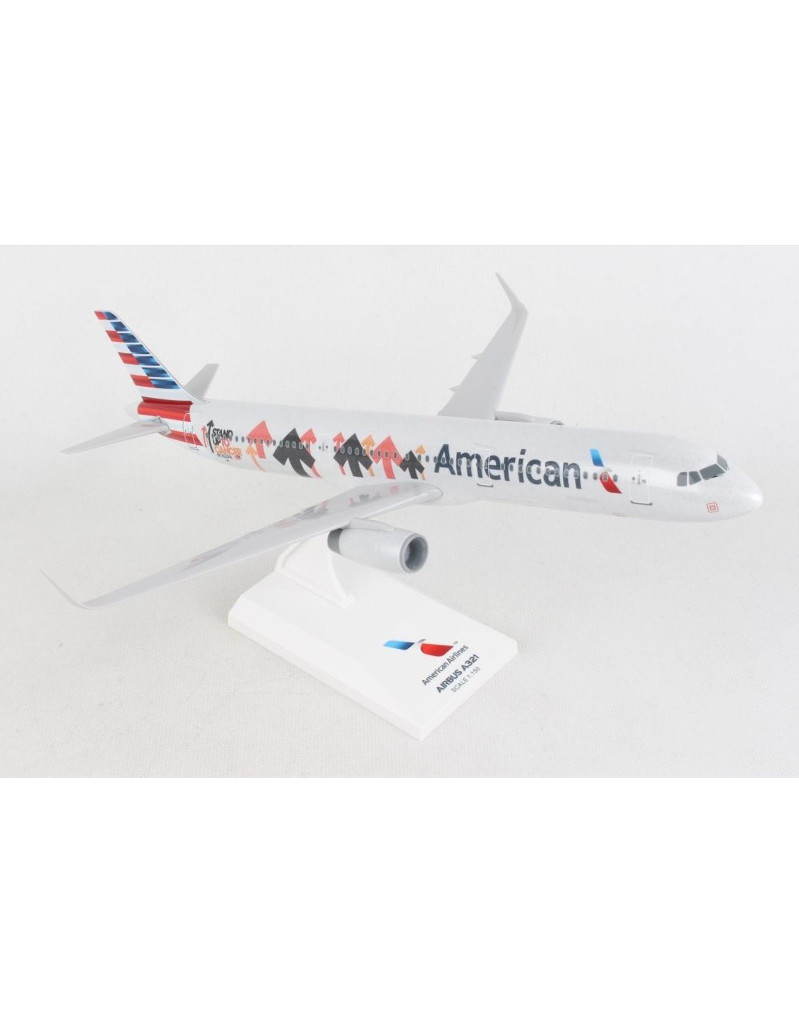 Skymarks Skymarks American A321 1/150 Stand Up 2 Cancer