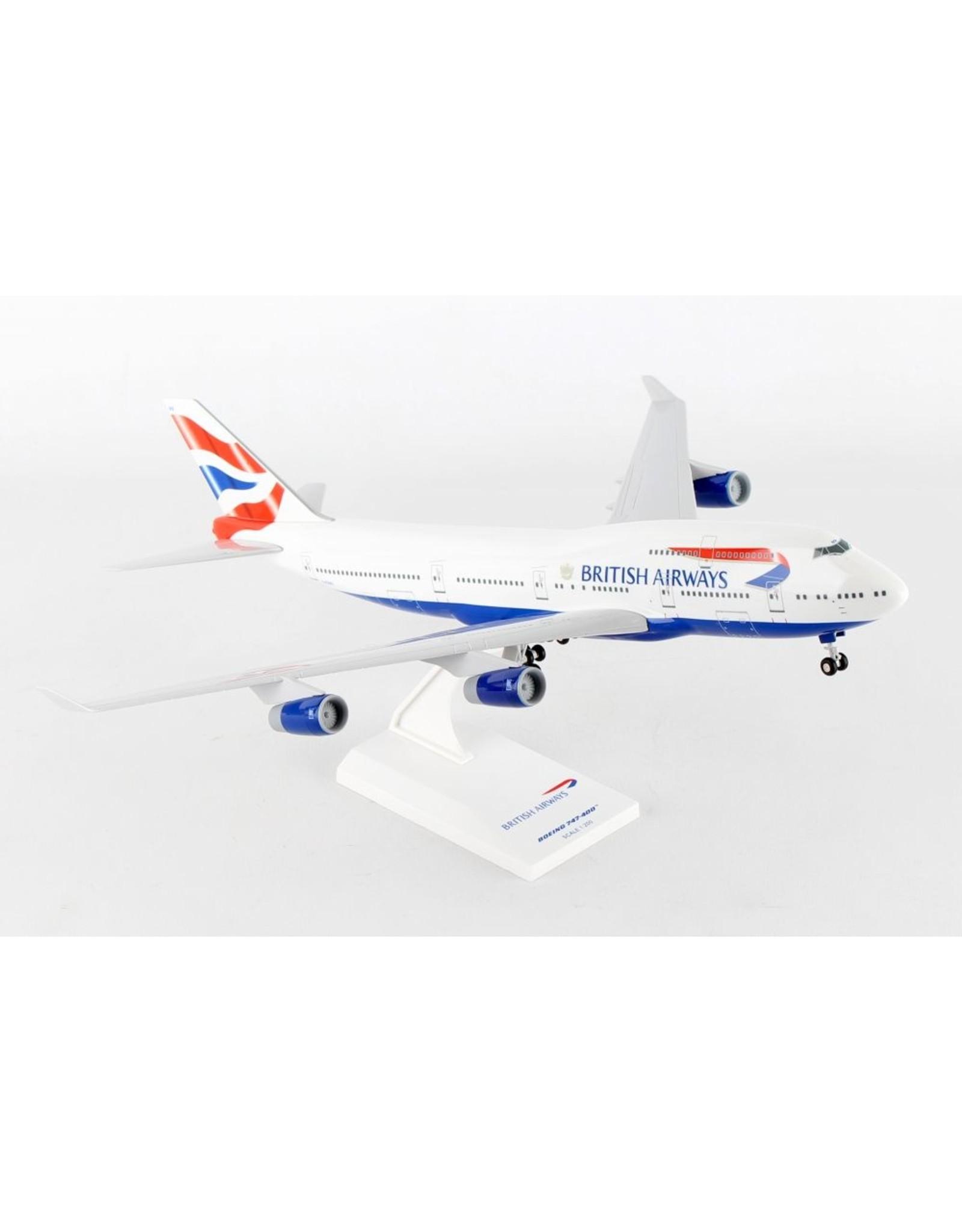 Skymarks Skymarks British 747-400