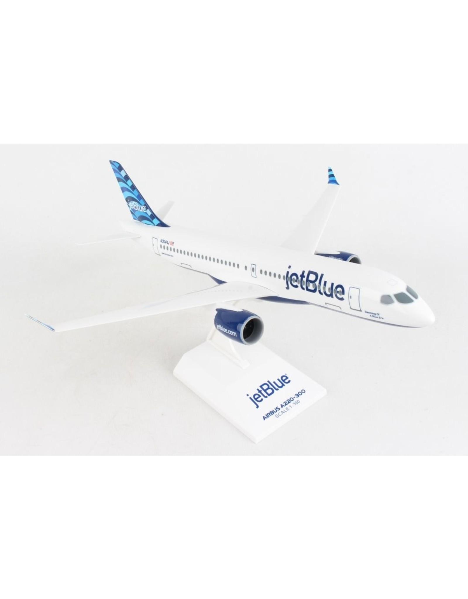 "Skymarks Skymarks Jetblue A220-300 ""Hops"" 1/100"