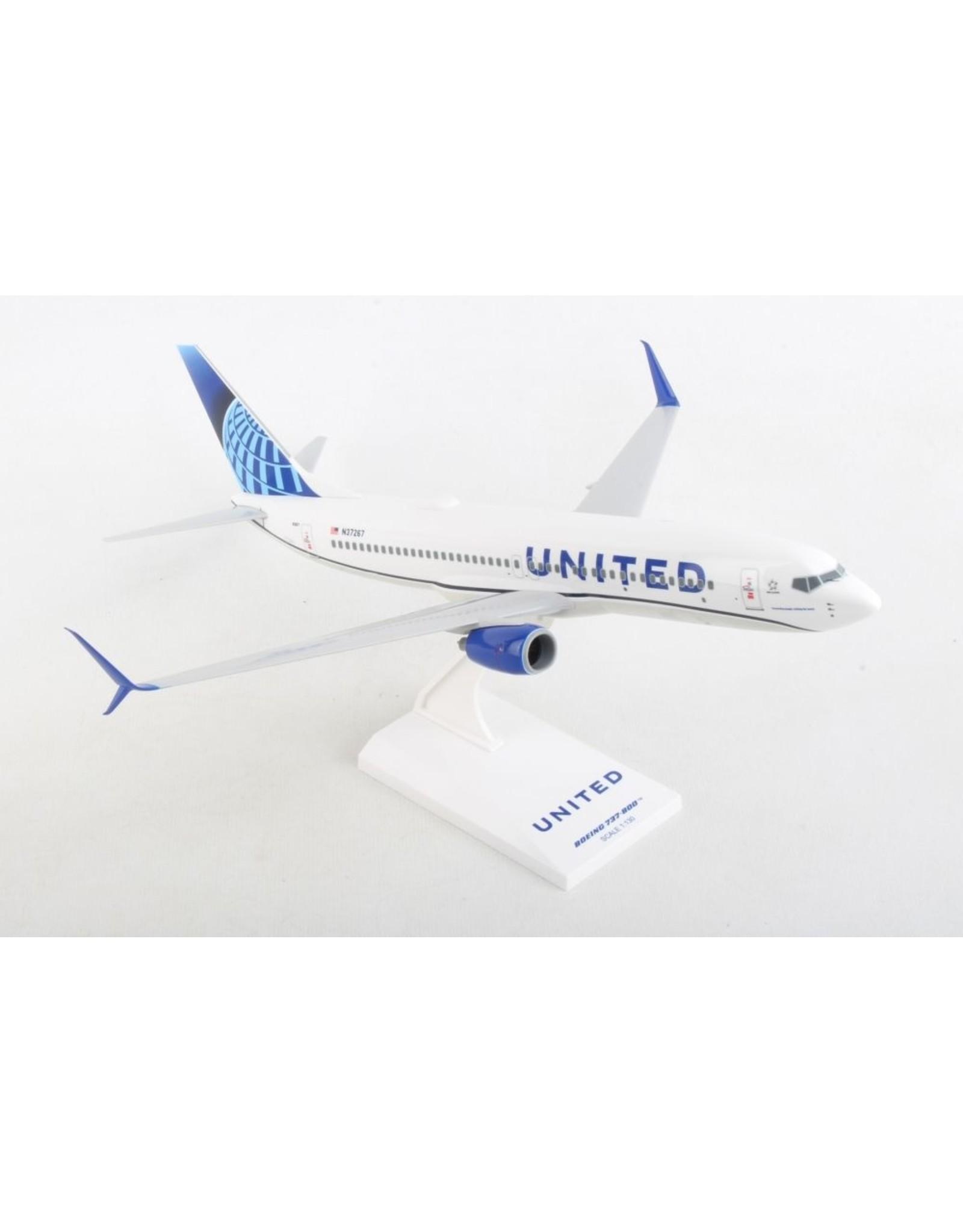 Skymarks Skymarks United 737-800 1/130 new