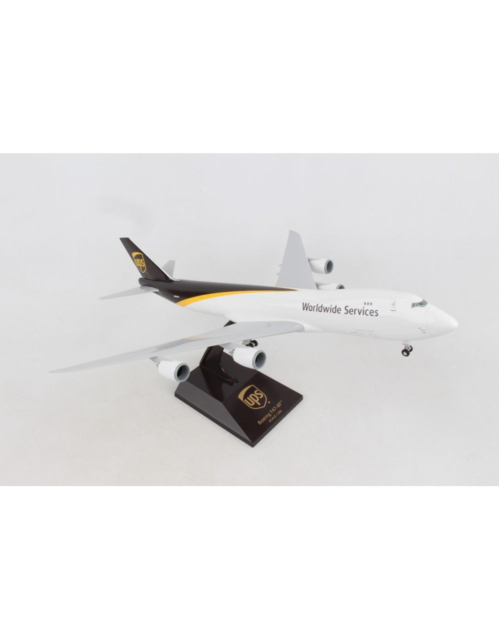 Skymarks Skymarks UPS 747-8F