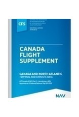 Canada Flight Supplement - Apr 22, 21 to Jun 17, 21