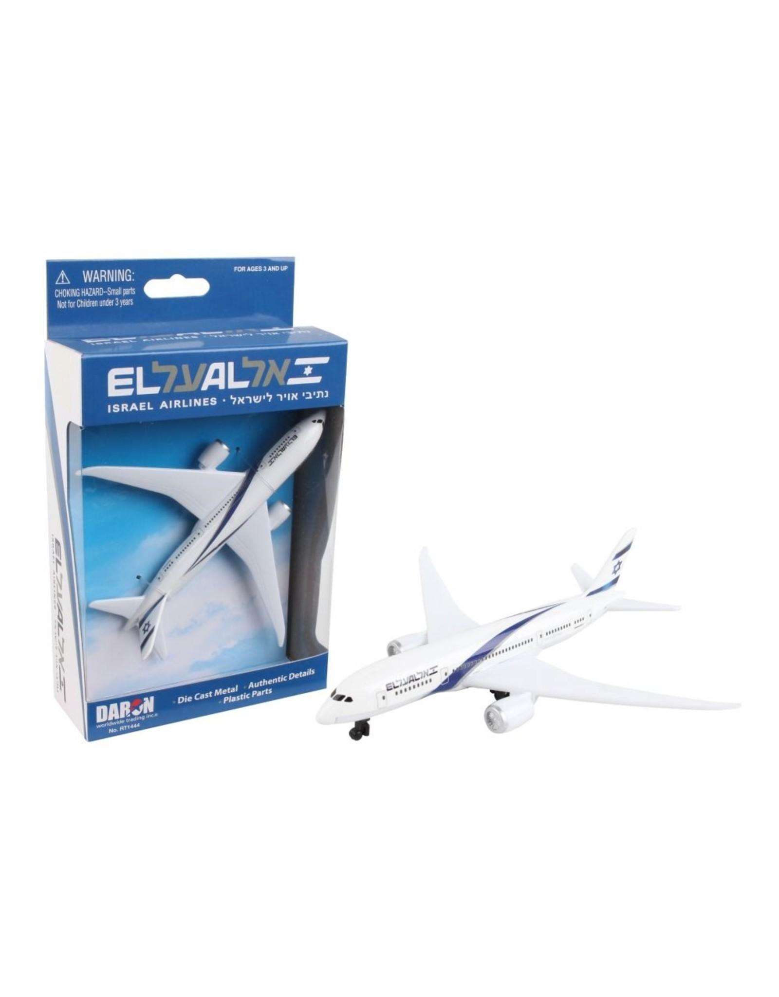 Single Plane El Al