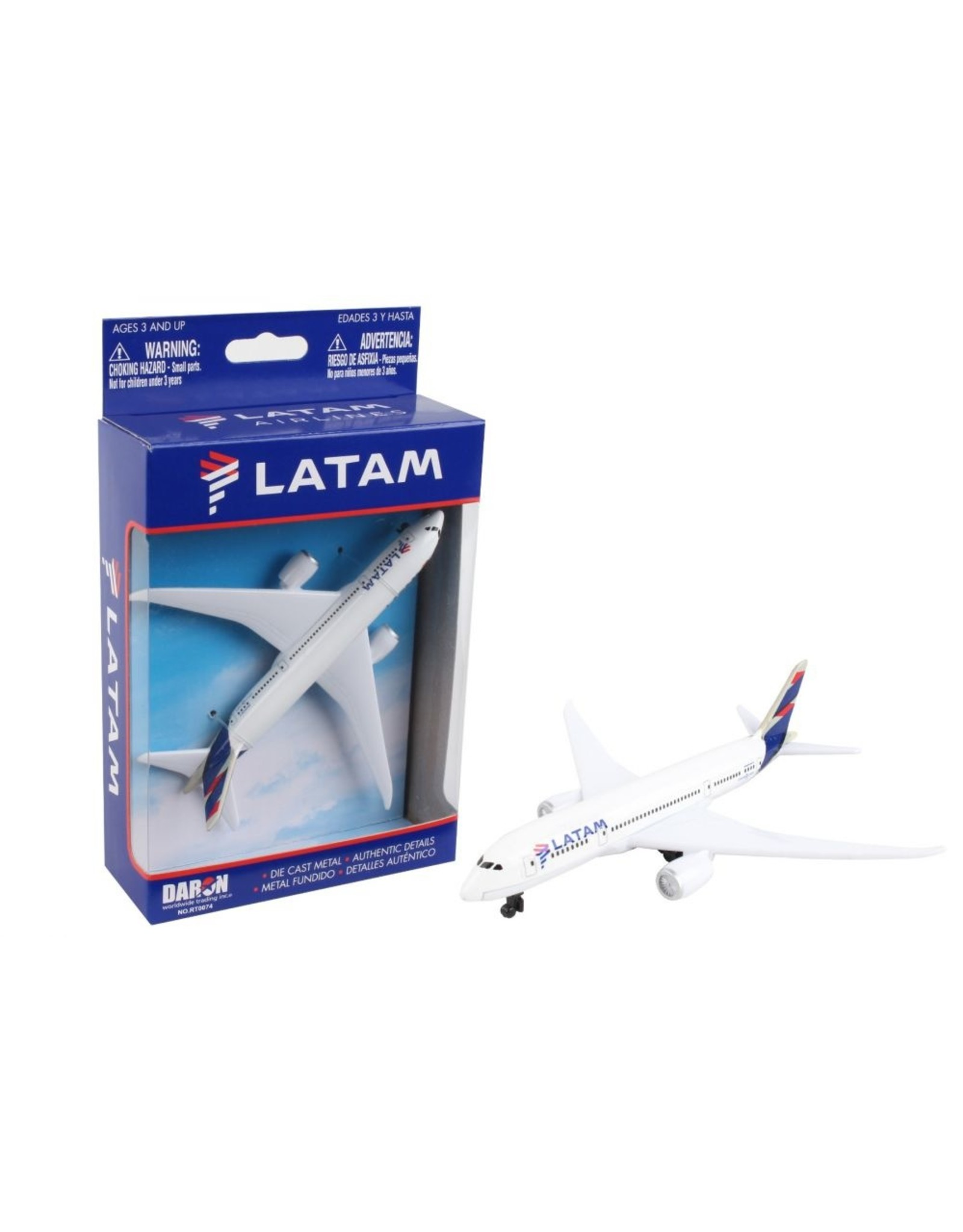 Latam Single Plane