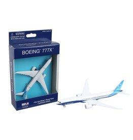 Single Plane Boeing 777X