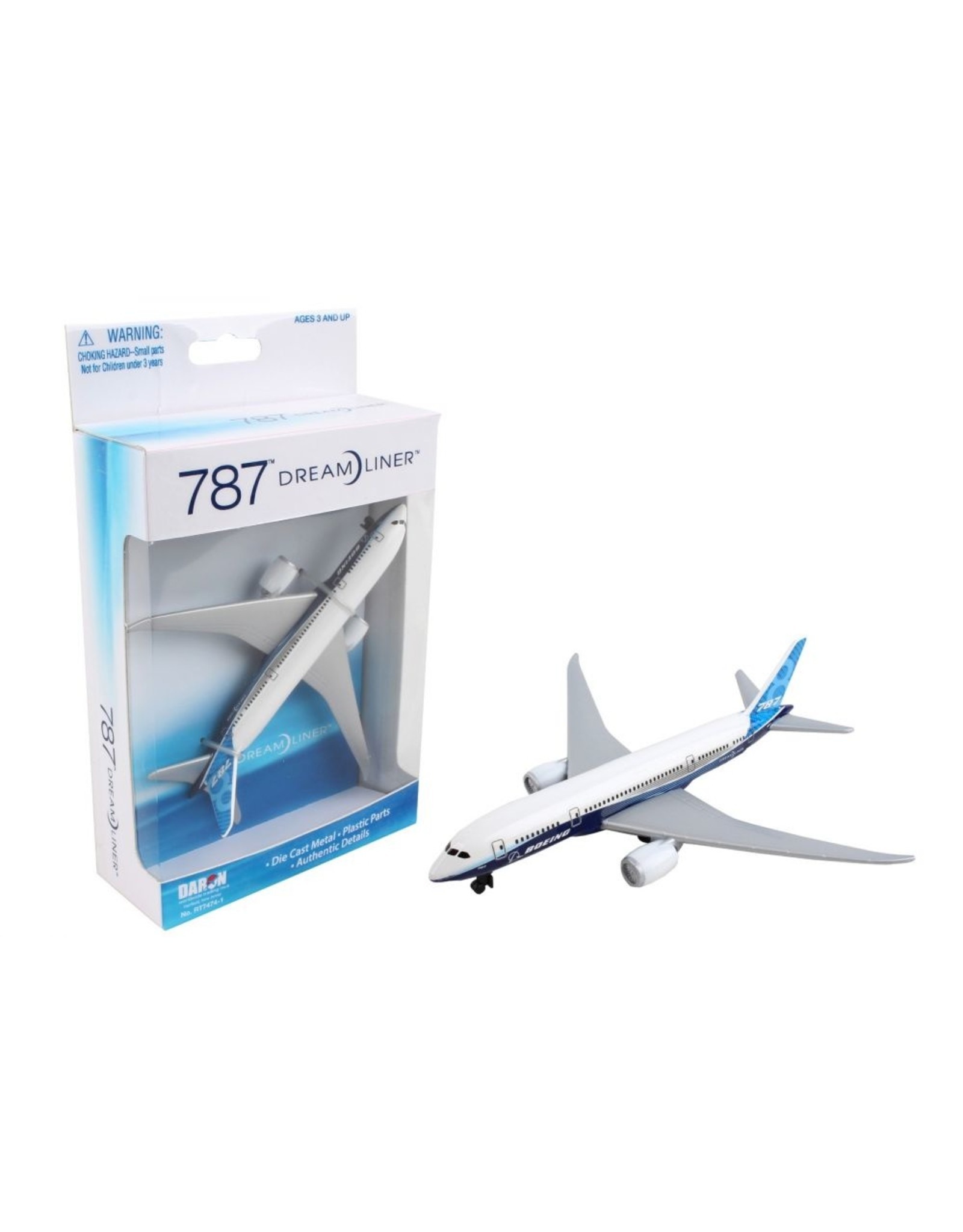 Single Plane Boeing 787 new