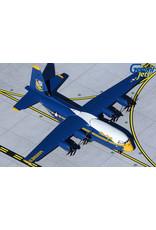 Gemini Gem4 USMC C-130J Blue Angels