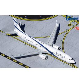 Gemini Gem4 El Al 737-900ER 4X-EHD Peace