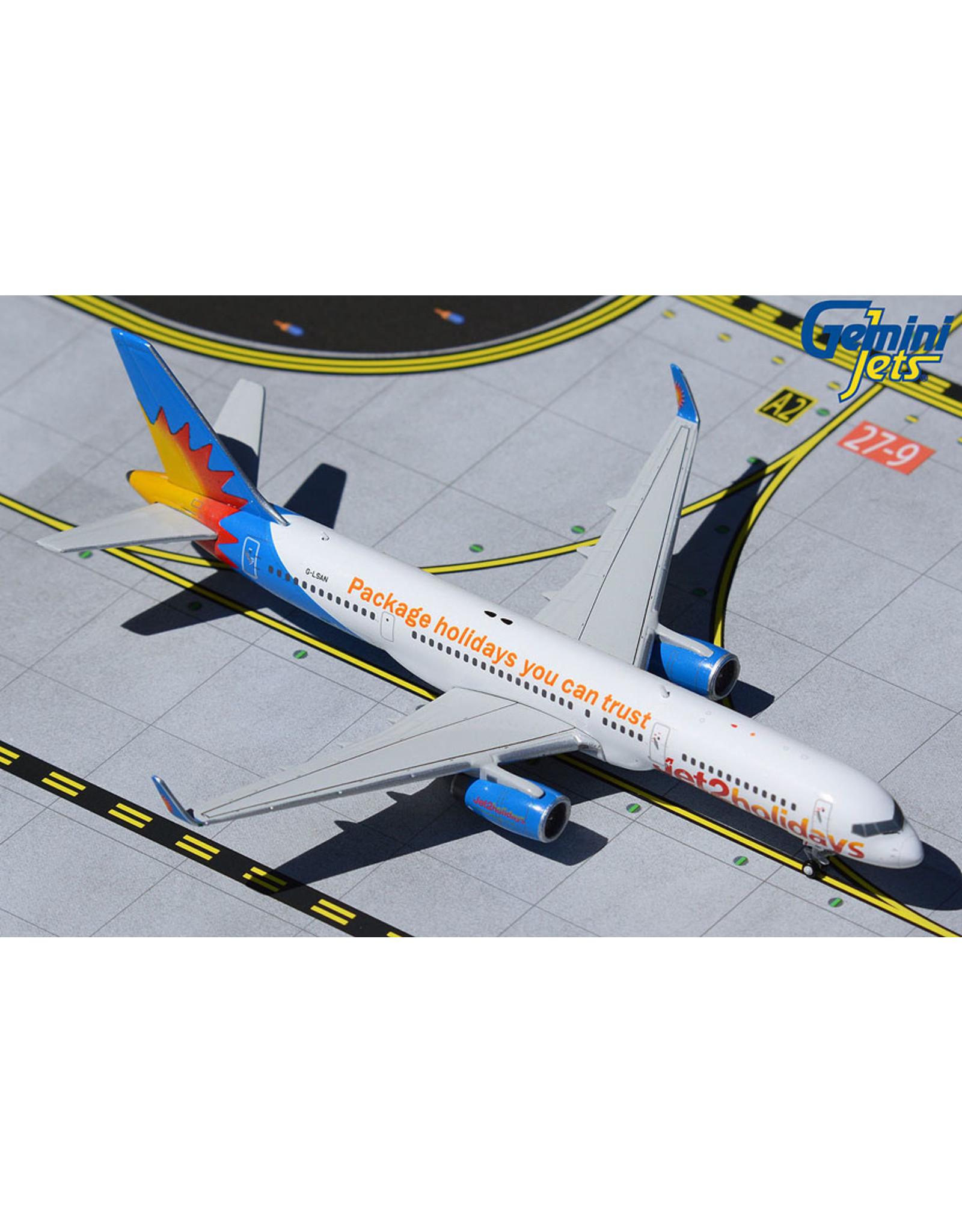 Gemini Gem4 Jet2.com 757-200 G-LSAN