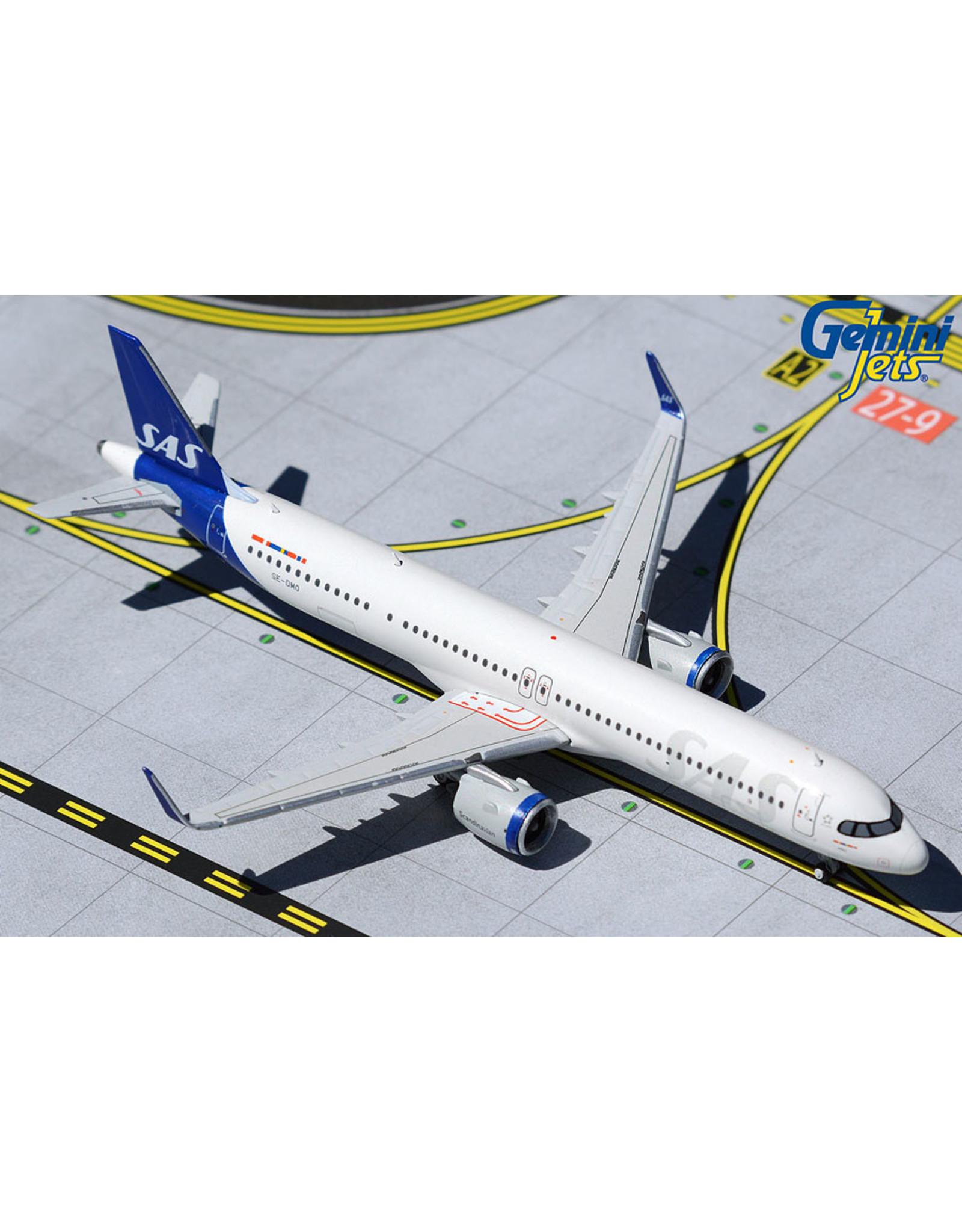 Gemini Gem4 SAS A321neo SE-DMO