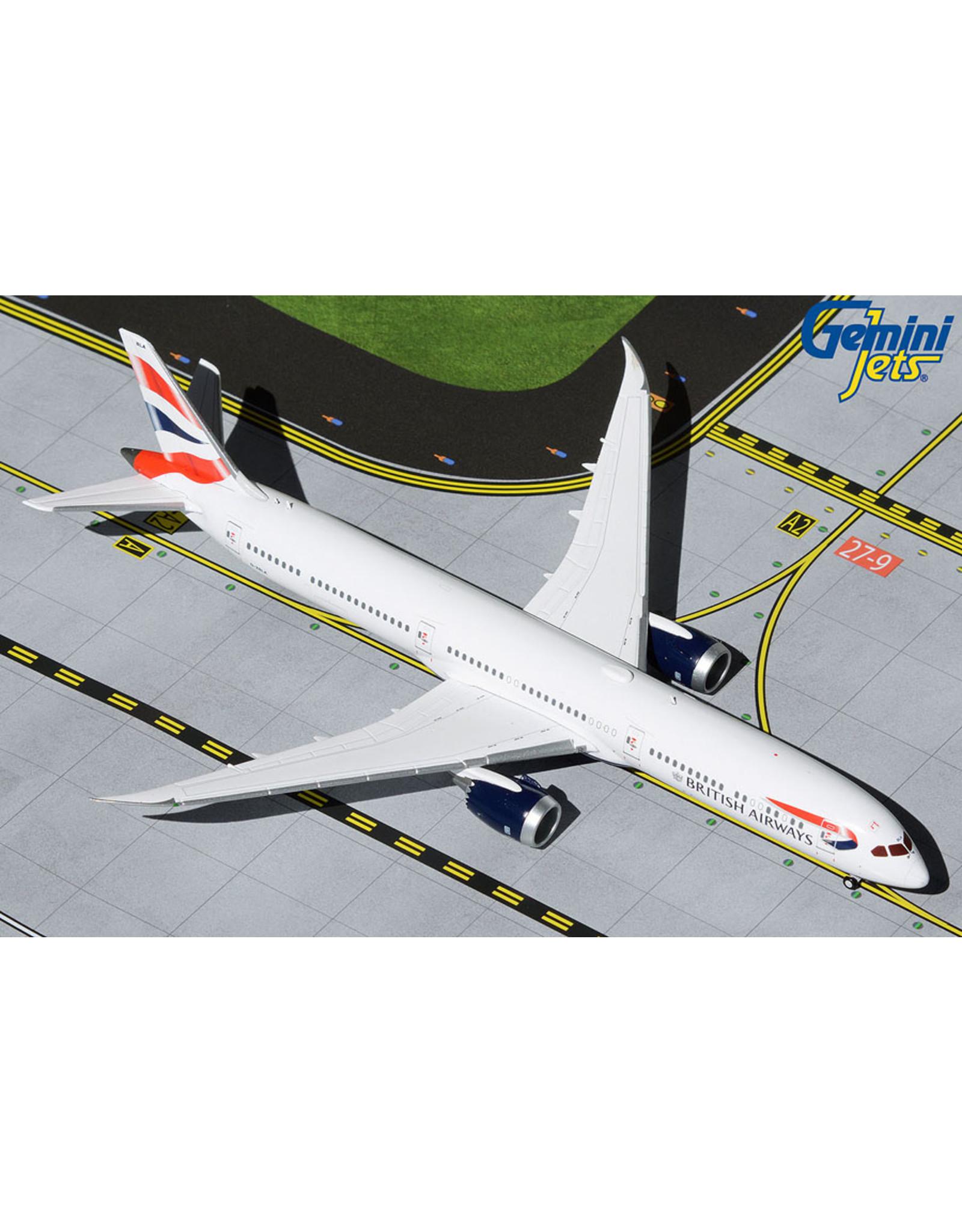 Gemini Gem4 British 787-10 G-ZBLA