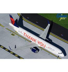 Gemini Gem2 Delta A321 Thank You N391DN