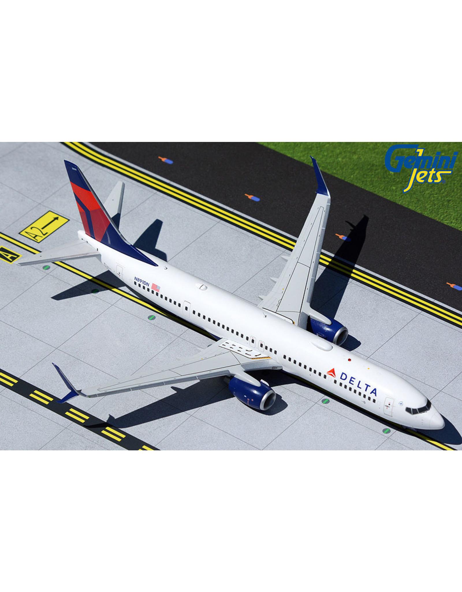 Gemini Gem2 Delta 737-900ER N891DN