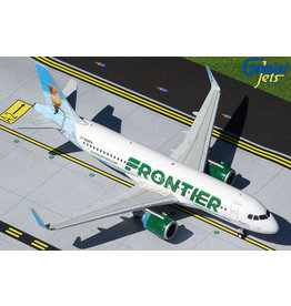 Gemini Gem2 Frontier A320neo Hummingbird