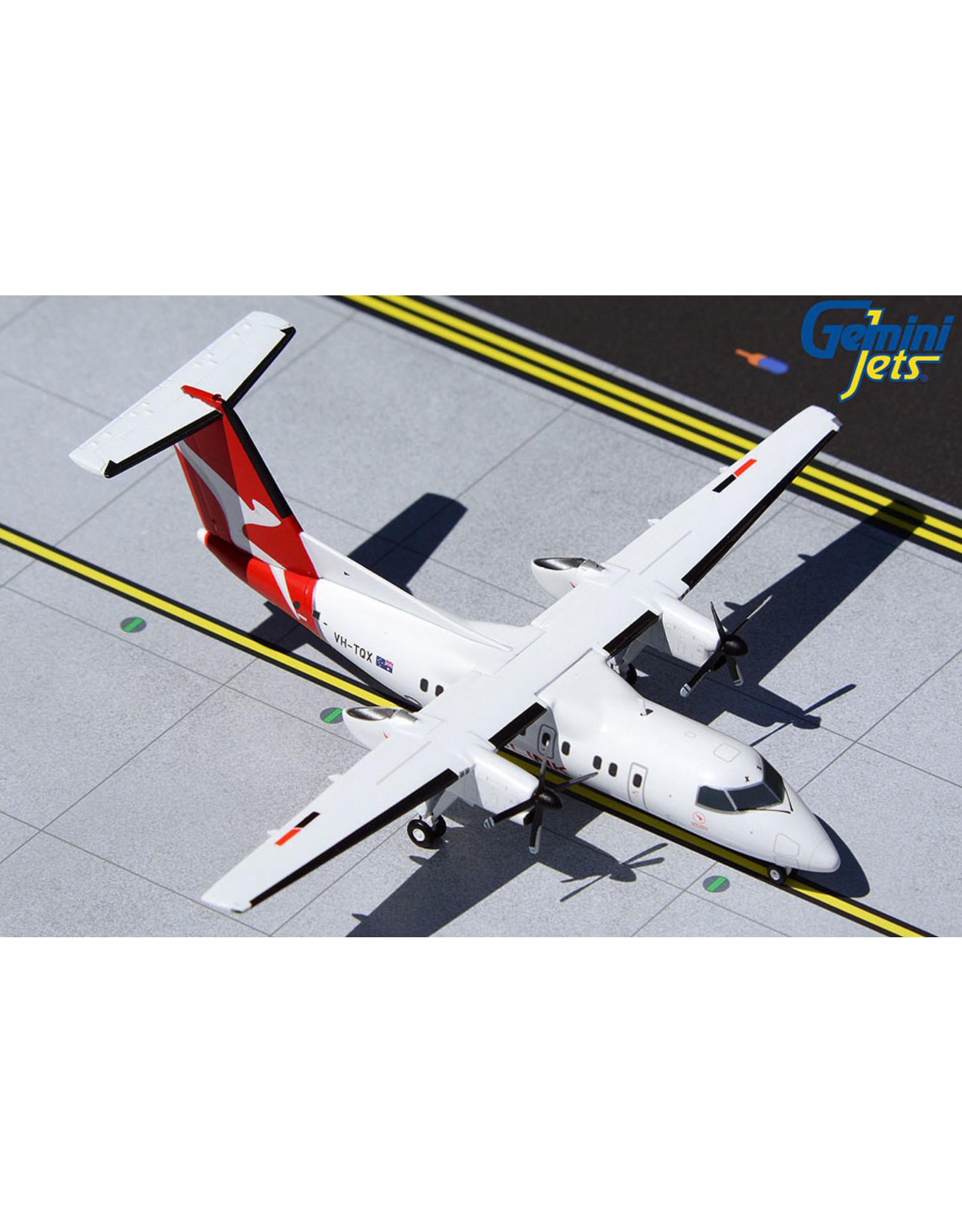 Gemini Gem2 QantasLink Dash-8-200 VH-TQX
