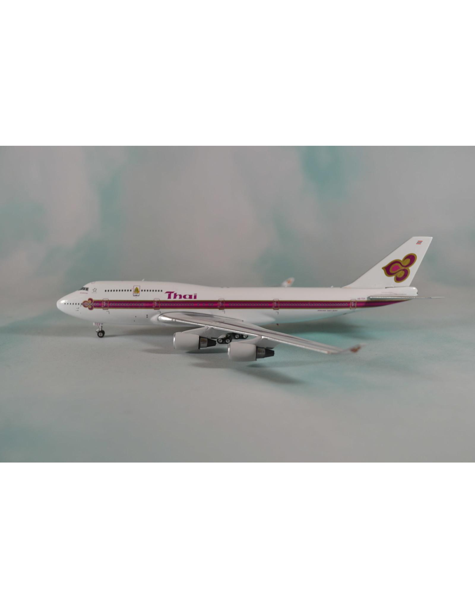 Phoenix PH4 Thai 747-400 old livery HS-TGA