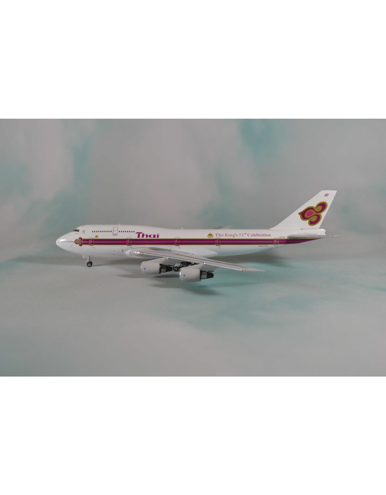 Phoenix PH4 Thai 747-300 old livery HS-TGD